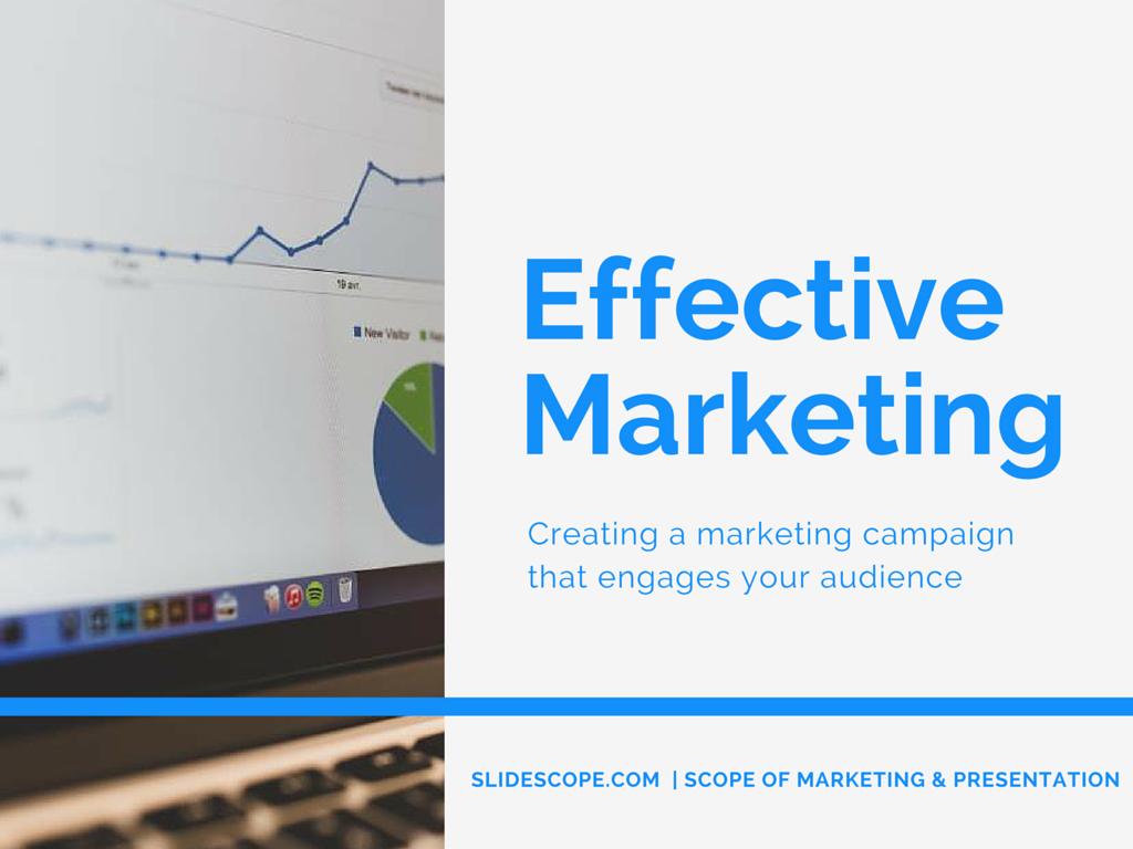 presentation on effective marketing