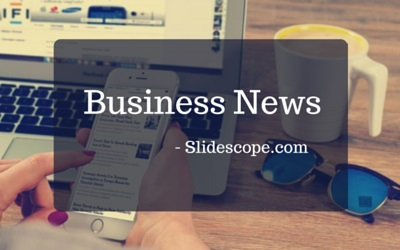 Business News on Slidescope