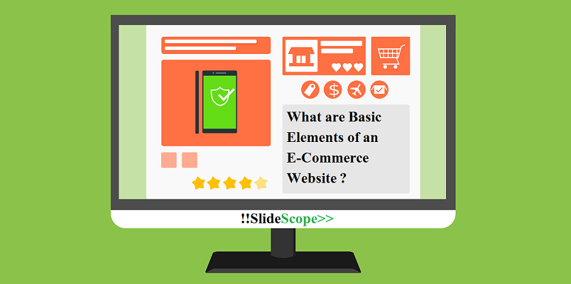Elements of an E-Commerce Website