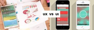 Difference betwwen UX and UI