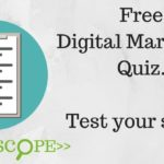 Free Digital Marketing Quiz to test your skills.