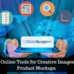 list of Free Online Tools for Creative Images and Product Mockups