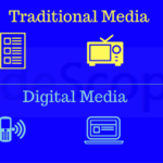 Traditional Media Vs Digital Media | Digital Marketing Lesson 3