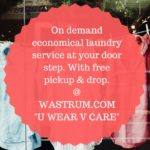 Wastrum, Online Laundry Service App Launched in New Delhi