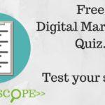 Free Digital Marketing Quiz