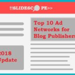 Top 10 Ad Networks for Bloggers in 2018