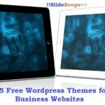 Top 5 Free WordPress themes for Business Websites 2018