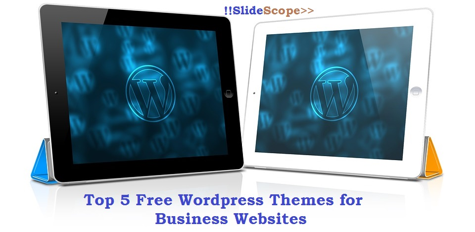 Top 5 free wordpress themes best wordpress themes for business top 5 free wordpress themes for business websites 2018 flashek Choice Image