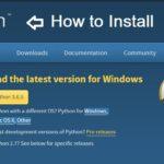 Python Tutorial Part 2 – How to Install Python