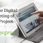 Steps Needed for Digital Marketing of Any Project